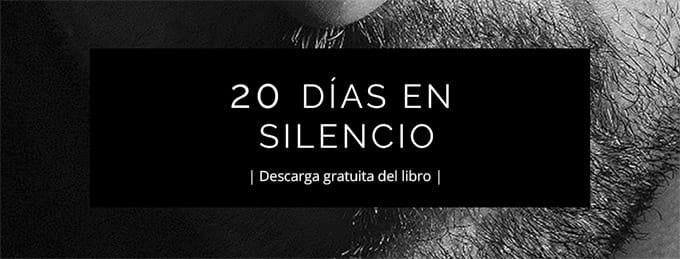 Descarga gratuita del libro 20 Días de Silencio