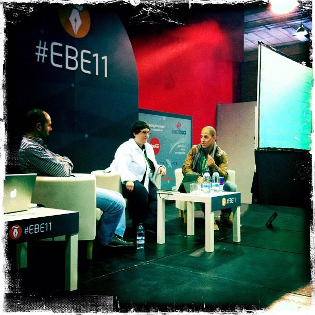 Isra García - Human Media - EBE