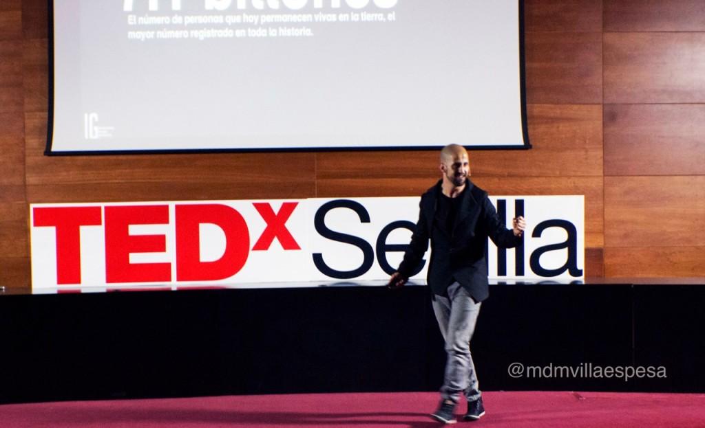 TEDxSevilla - Haz que Suceda