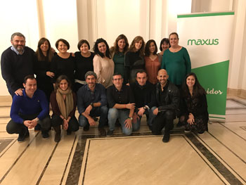 estrategia conectada marketing maxus spain