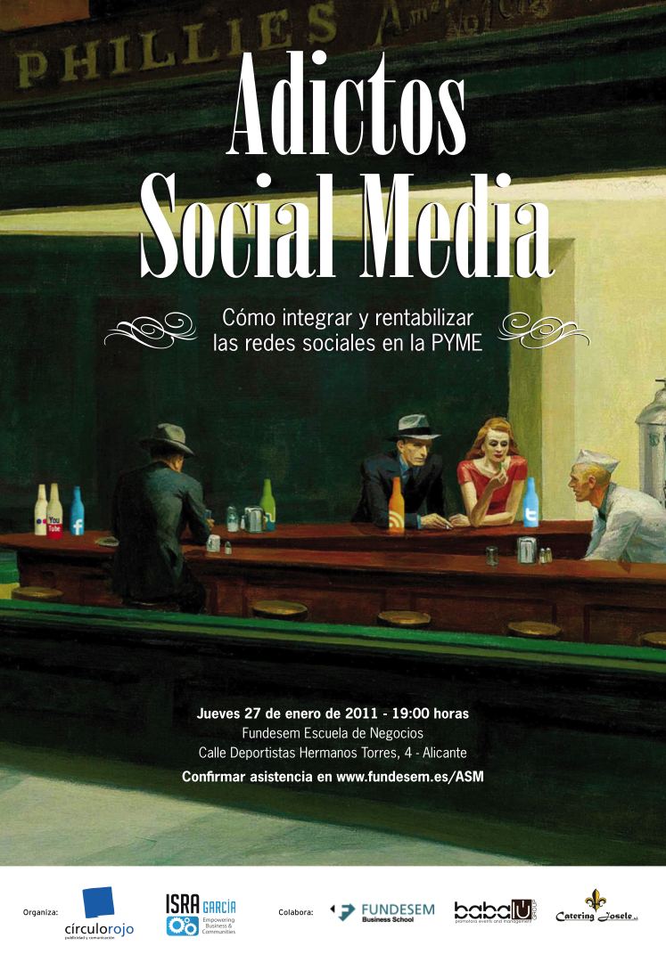 como integrar y rentabilizar las redes sociales en la PYME