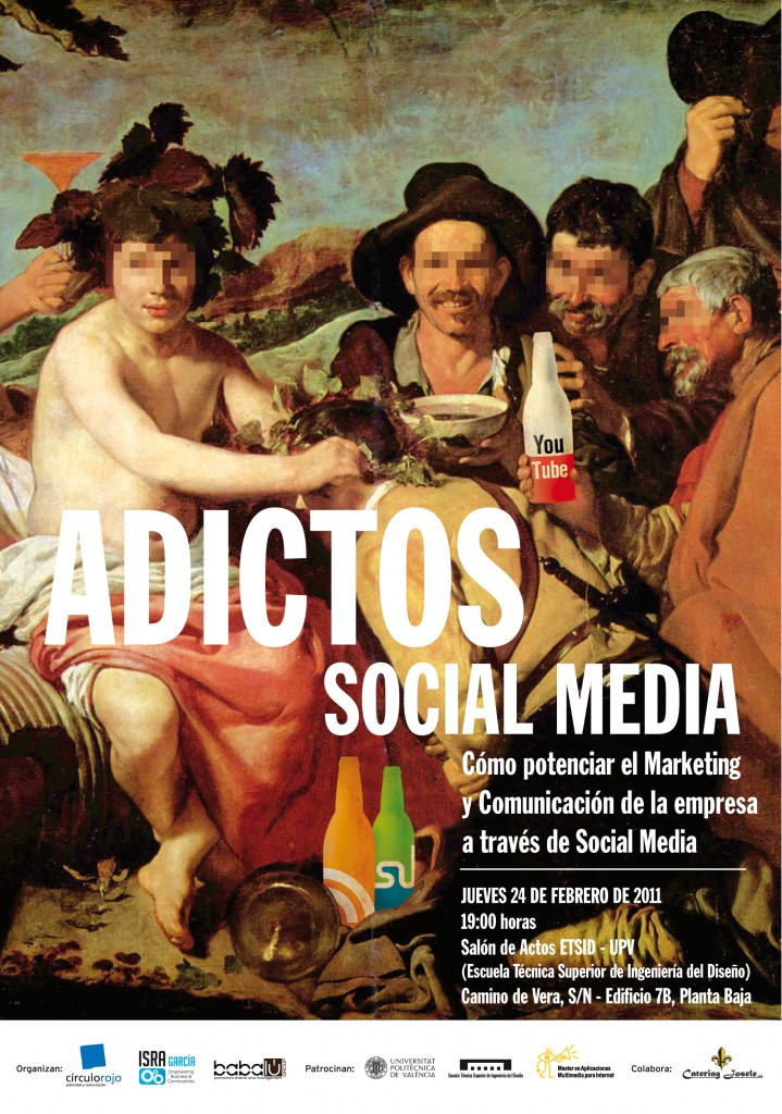 Como potenciar el marketing y la comunicación de la empresa a través de social media