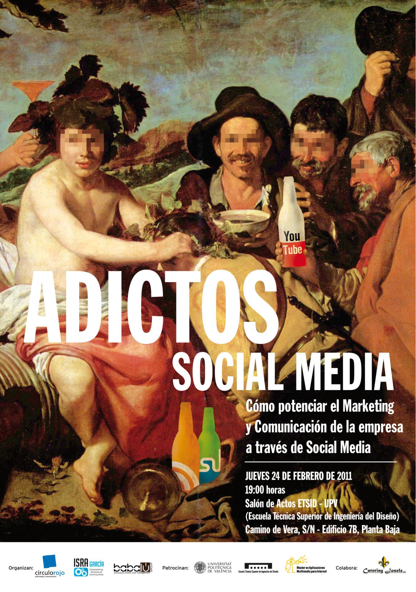 Como potenciar el marketing y la comunicación de la empresa a través de social media
