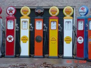 usar gasolina y diesel