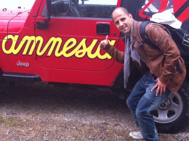 isragarcia joins Amnesia Ibiza