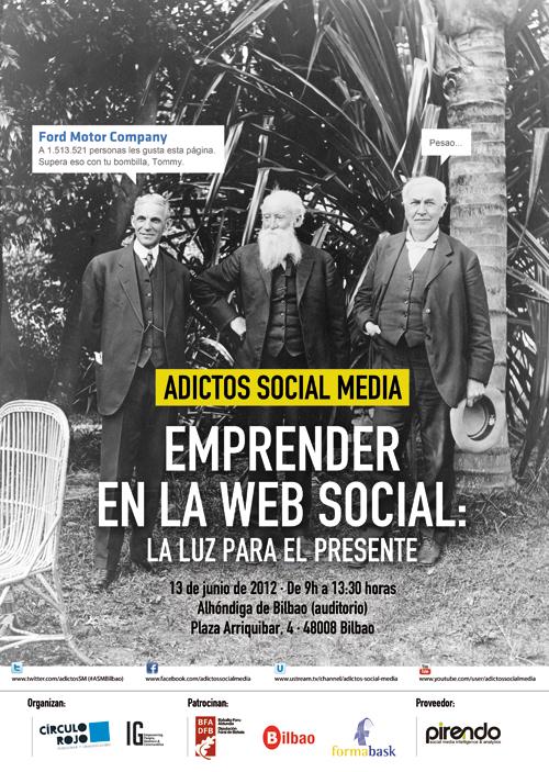 ASMBilbao - emprender en la web social - isra garcía
