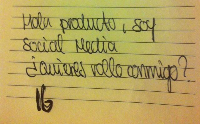 social media - rollo - productos - isra garcía
