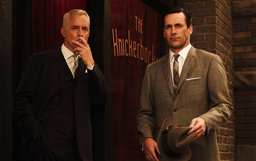 No queremos Mad Men