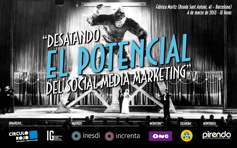 Adictos Social Media llega a Barcelona, ¿eres uno de los nuestros?