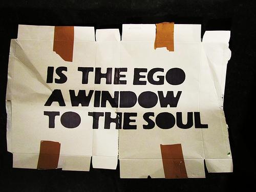 El ego es invencible porque el ego eres tú