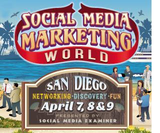 Mi planning para #SMMW13 - Social Media Marketing World