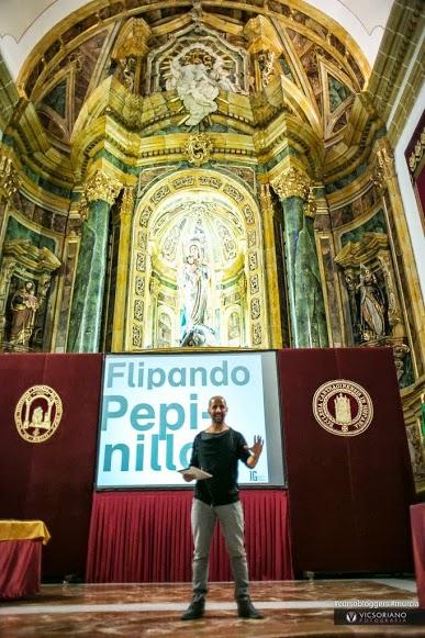 Isra García #cursobloggers Murcia