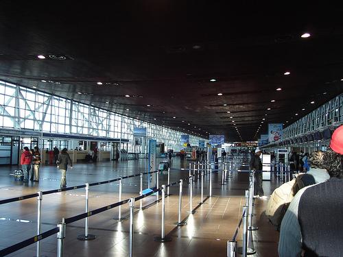 sucede en aeropuertos