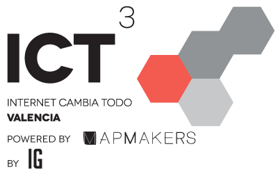 Internet Cambia Todo valencia powered by mapmakers