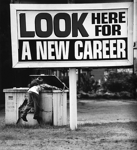 Busco trabajo