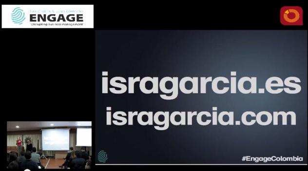 El nuevo social media – conferencia presentación Engage Colombia