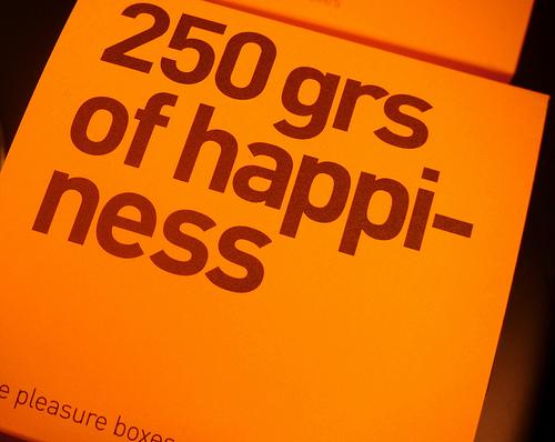 la felicidad es una elección