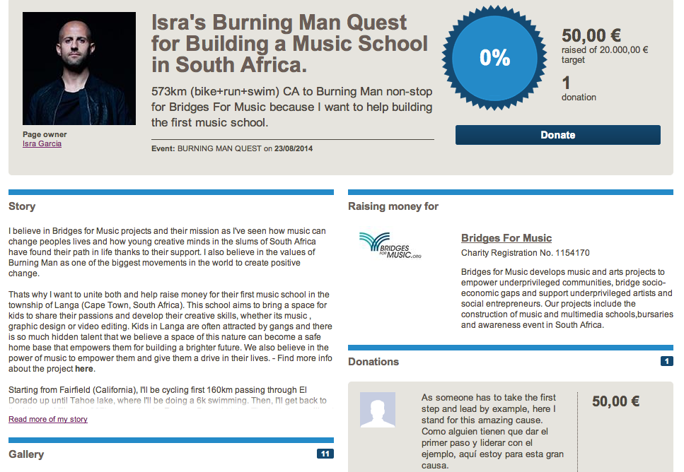 Burning Man Quest