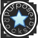 logo Cómo darle la vuelta a social media   Entrevista para Purpose Rockstar