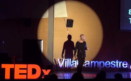 Ultraman: conviértete en lo imposible – TEDx talk
