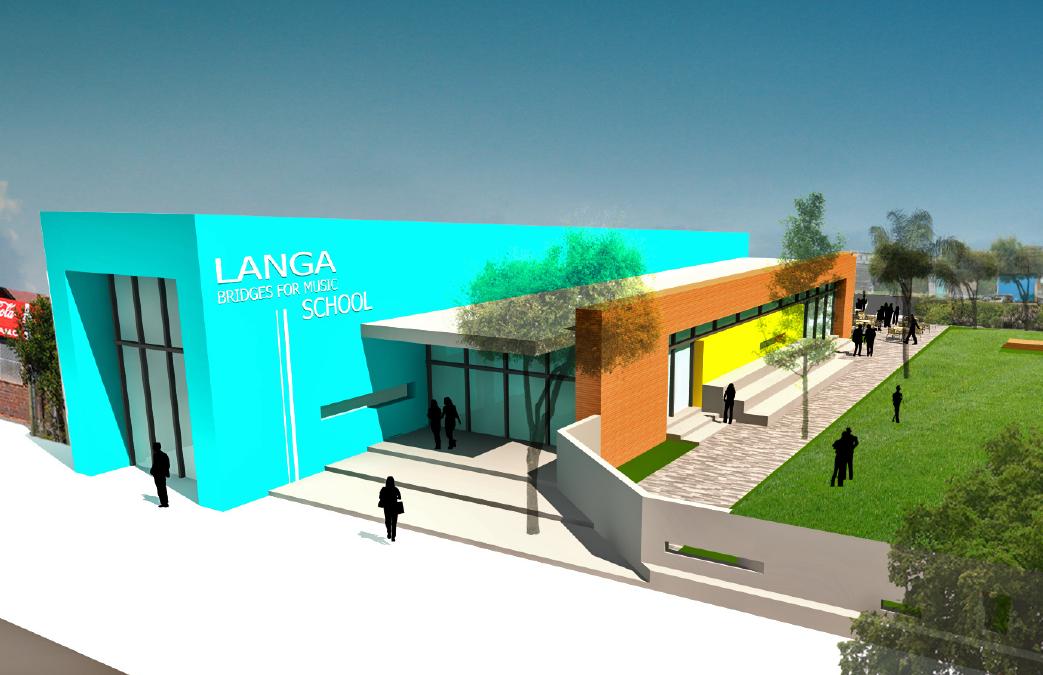 langa bridges for music school