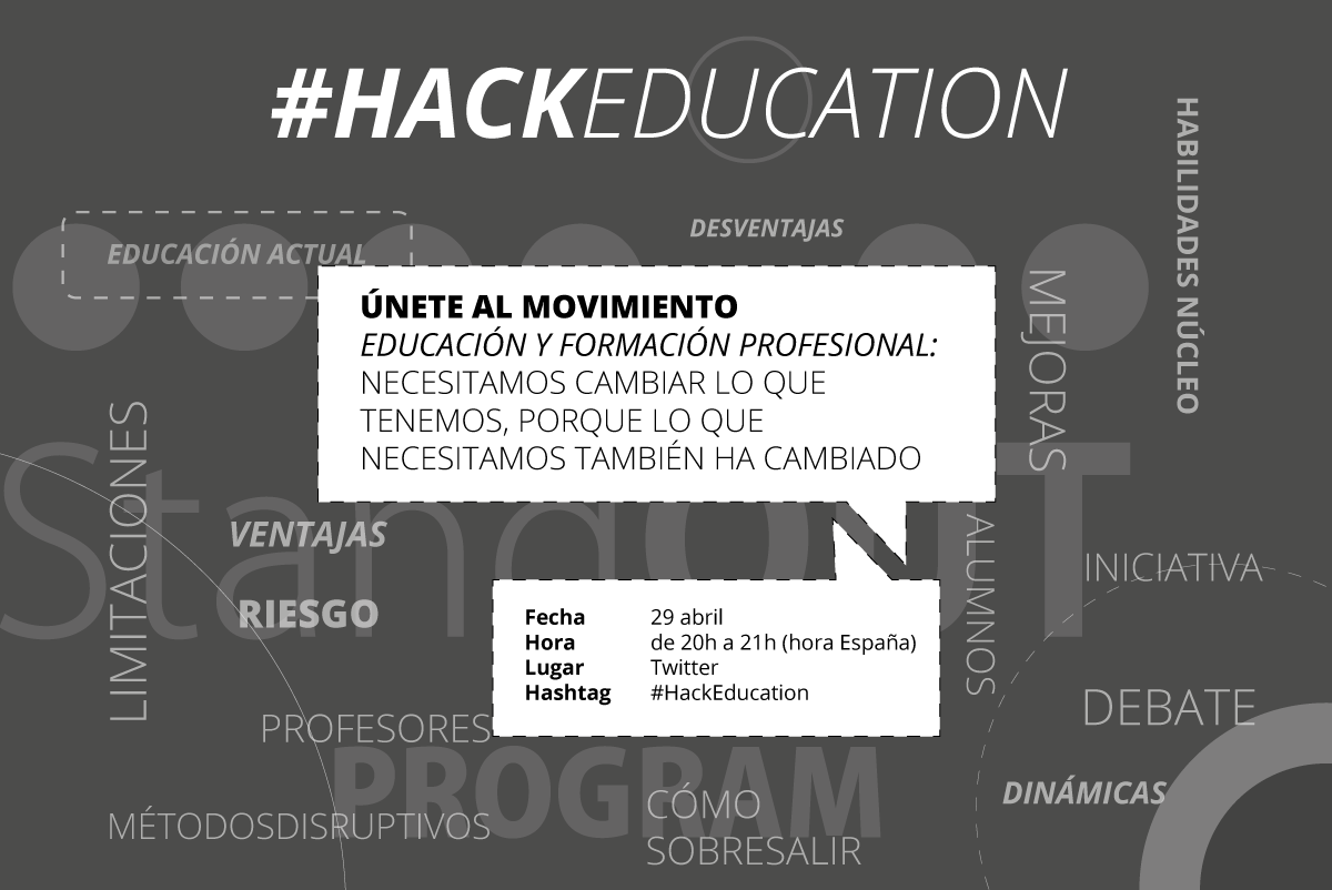 #HackEducation