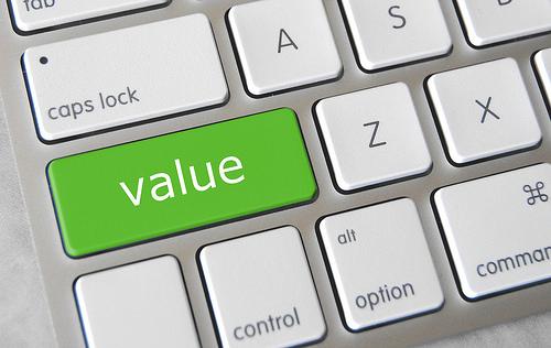 impacto inolvidable del valor