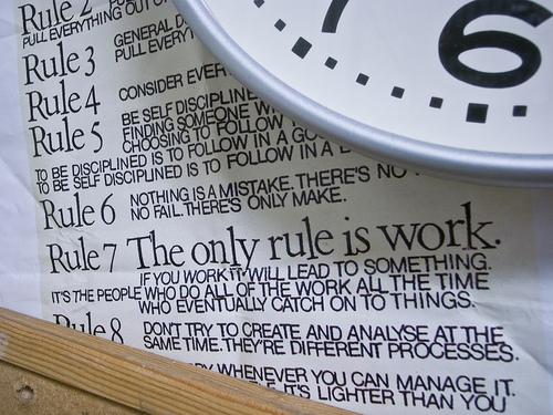 las nuevas reglas del trabajo