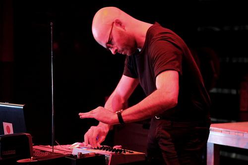artista musica electronica