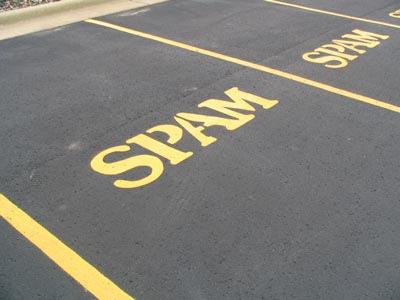 como hacer spam