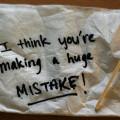 los errores no te hacen aprender