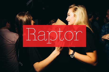 Raptor marketing