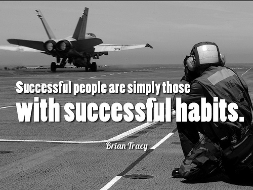 seis hábitos accesibles diarios de exito