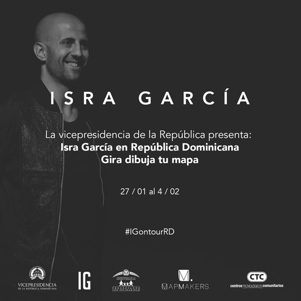 isra-garcia-on-tour-republica-domincana