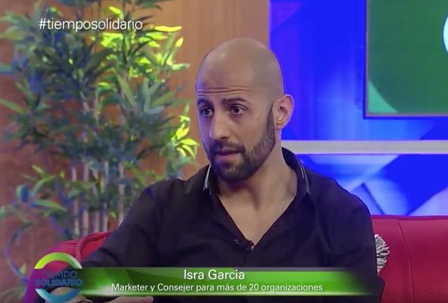Tiempo solidario - Entrevista con el conferencista Isra García