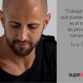 Isra Garcia superrhheroes entrevista