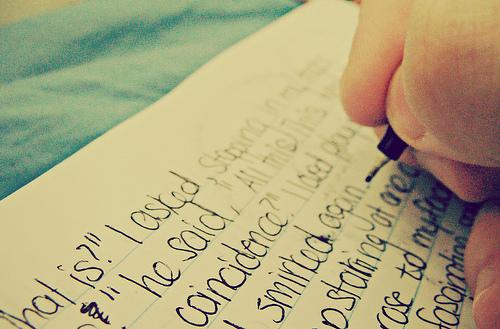 sobre qué escribes en tu blog