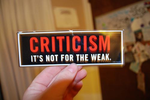 seras criticado