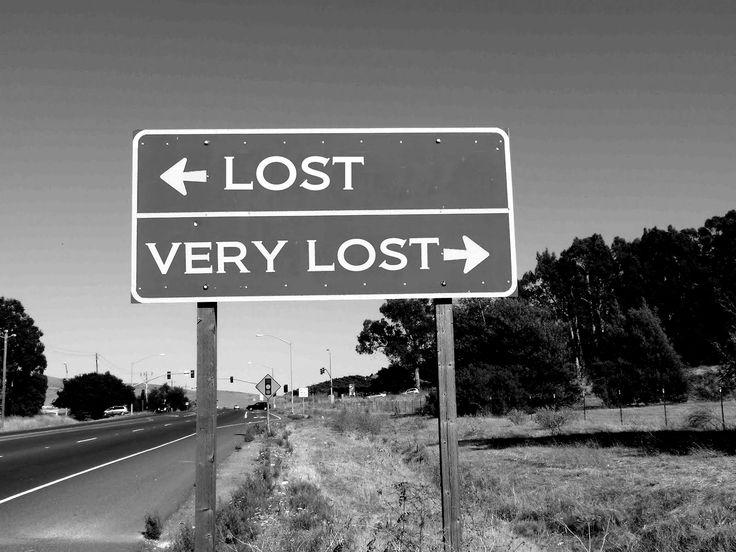 Perdido - útil adecuado - Perdido