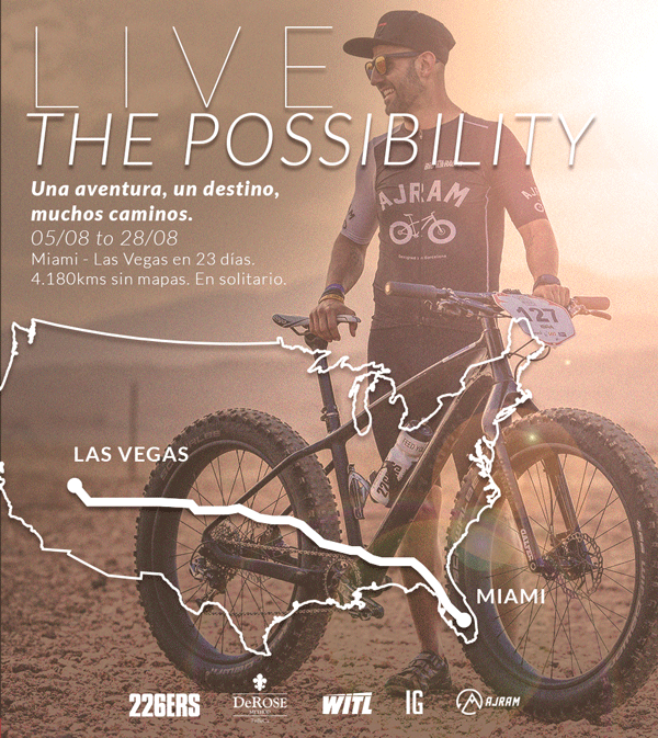 live the possibility - aventura, viaje, Isra garcia