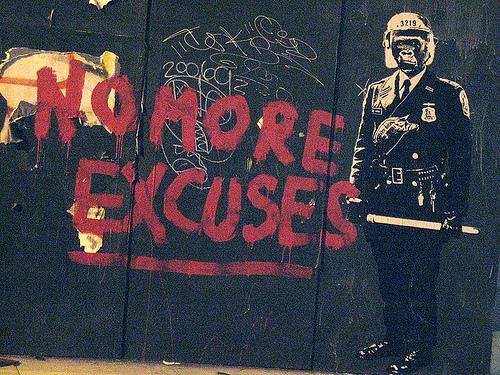 Cero excusas - excusas y quejas