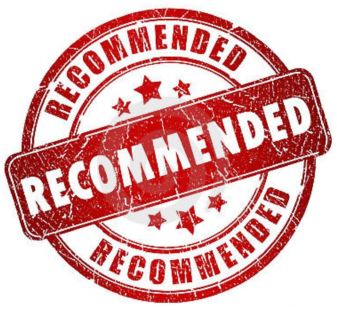 recomendaciones no solicitadas