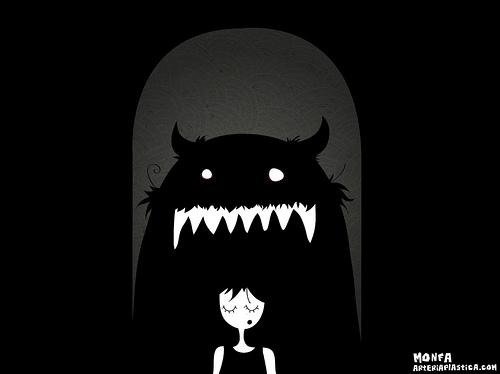 buscando miedos