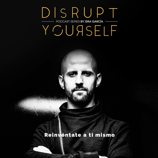 disrupt everything podcast series