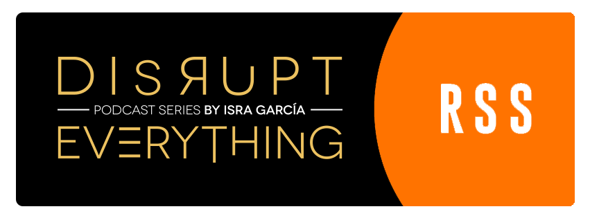 disrupt everything RSS