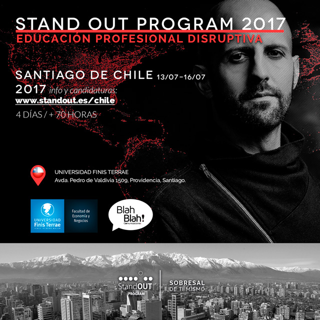Stand OUT Program Chile
