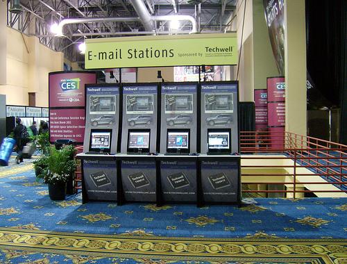 Técnica para reducir el envío y recepción de emails