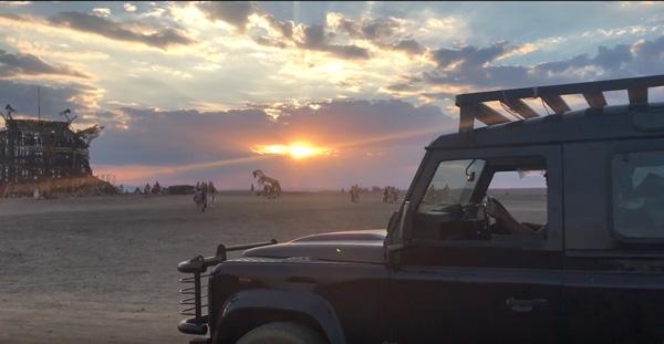 AFRIKABURN - una experiencia vital en el desierto de Sudáfrica