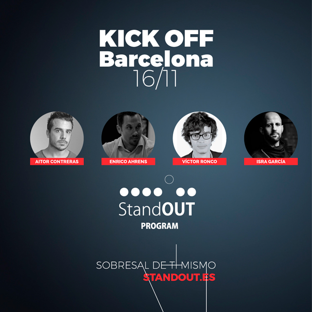 actualización sobre stand out program barcelona lanzamiento