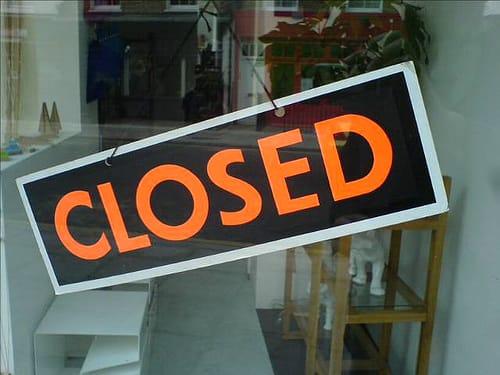 cerrado por vacaciones - marketing